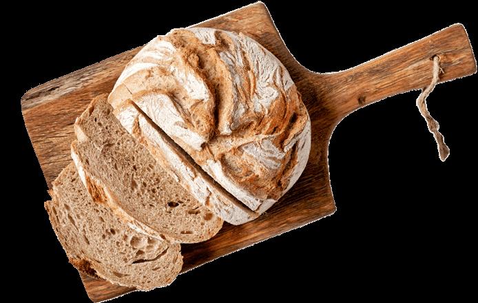 Frisches Brot von der Bäckerei Jens Bauer