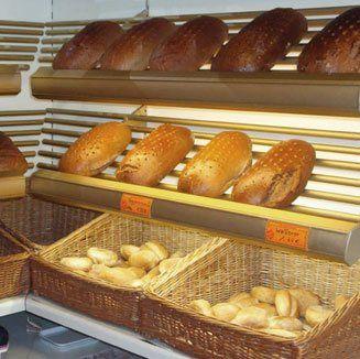 Frische Backwaren von der Bäckerei Jens Bauer