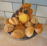 Frisches Gebäck von der Bäckerei Jens Bauer