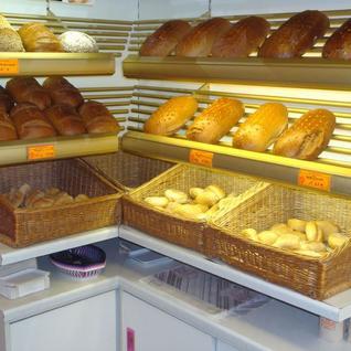 Backwaren von der Bäckerei Jens Bauer